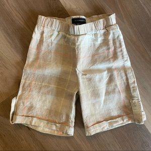 Baby boy 18m Burberry shorts